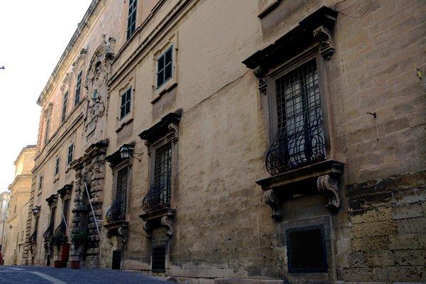 auberge d'italie hoofdstad van malta valletta