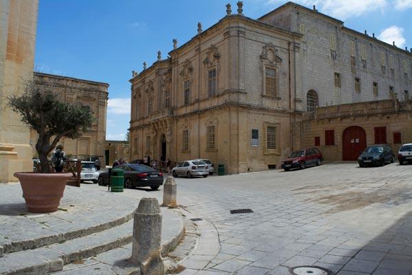 museum van de kathedraal plein van st paul mdina centraal malta