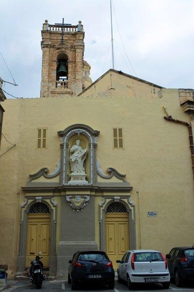 kerk van st philip senglea the three cities malta