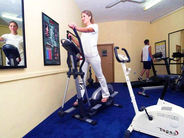 fitnesszaal canifor hotel malta