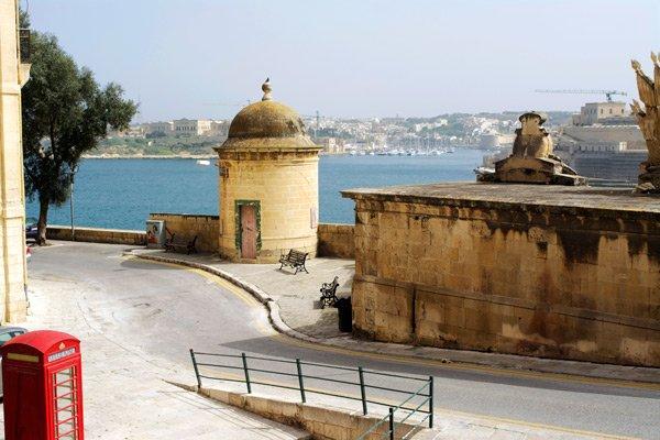 grand harbour valletta hoofdstad malta