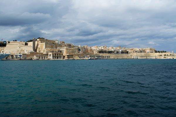 grand harbour valletta valletta bezienswaardigheden uitzicht vanaf de three cities