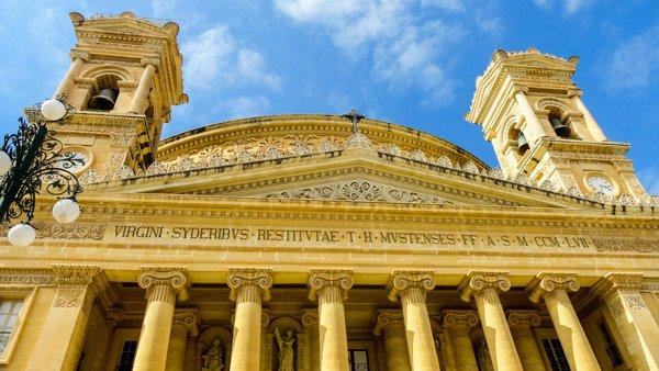 malta bezienswaardigheden mosta dome koepelkerk