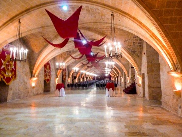 sacra infermeria hoofdstad malta valletta