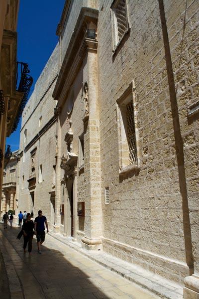 st peters monastery mdina centraal malta