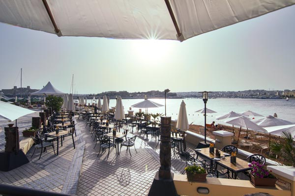 terras tiki restaurant grand hotel excelsior malta