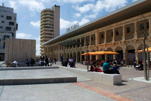 the point shopping center tigne point sliema malta