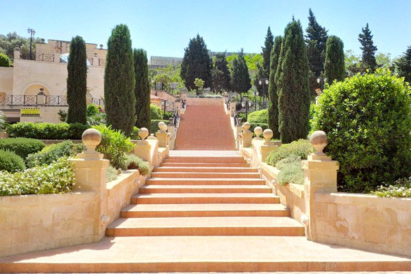 trappen richting valletta grand hotel excelsior malta
