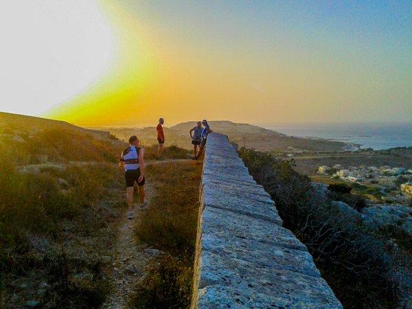 victoria lines madliena gharghur malta wandeling activiteit natuur