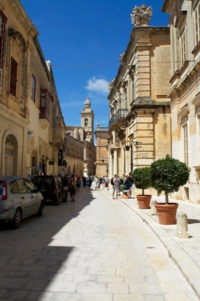 villegaignon street mdina centraal malta