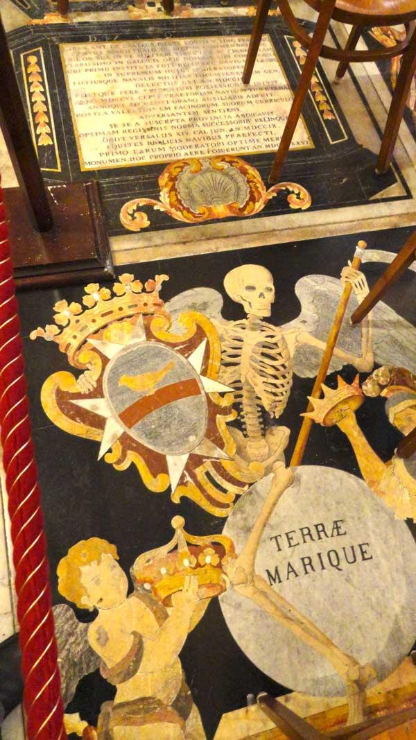 vloer handgemaakt marmer st john's co-kathedraal valletta bezienswaardigheden