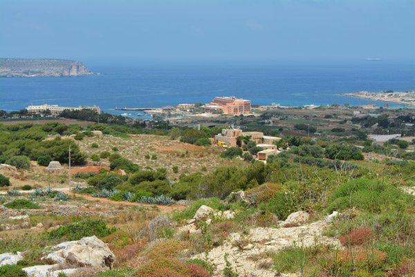 baaien uiterste noorden van malta