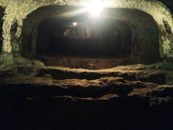catacomben rabat centraal malta