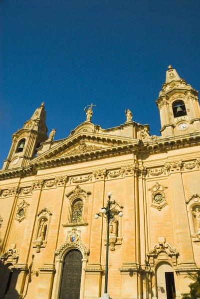 kerk van onze-lieve-vrouw van de overwinning naxxar centraal-malta