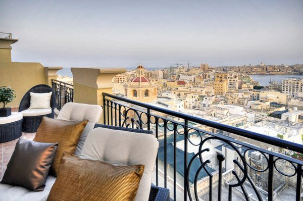 The Palace Hotel Malta Review
