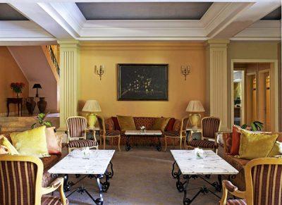 antiek interieur lobby corinthia palace hotel & spa malta