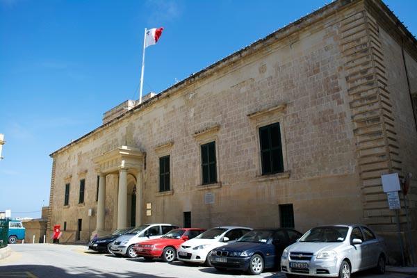 auberge d'aragon malta hoofdstad valletta