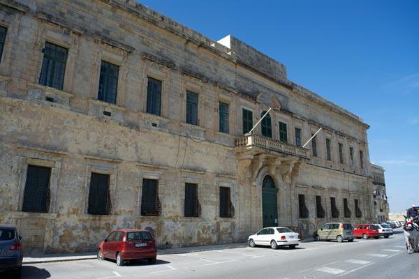 auberge de bavière hoofdstad malta valletta