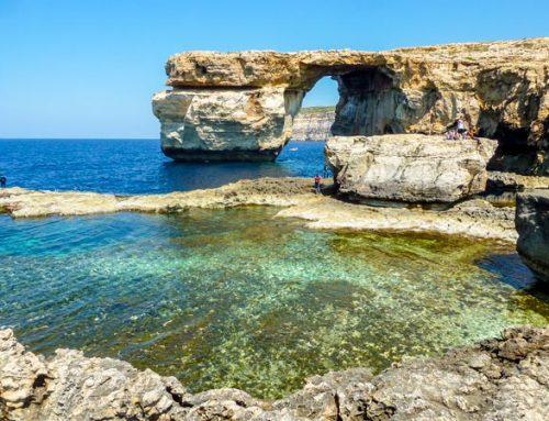 Azure Window verdwenen en opgeslorpt door de zee – Malta verliest nationaal icoon