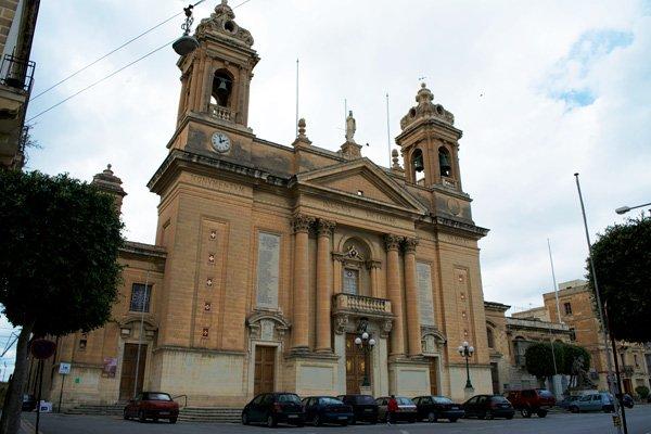 kerk van onze-lieve-vrouw van de overwinning senglea the three cities malta