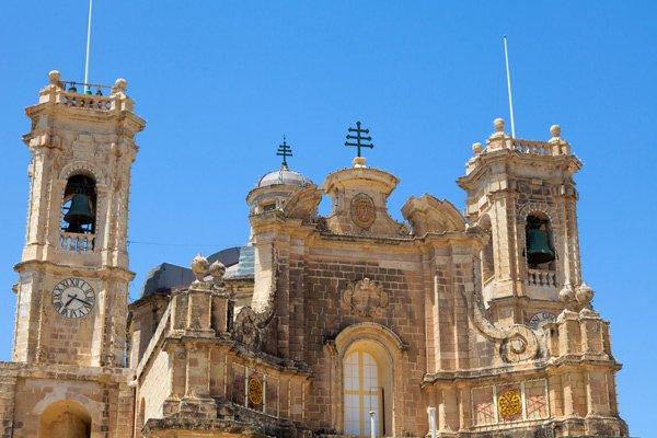 Kerk van de onbevlekte ontvangenis in gharb gozo bezienswaardigheden