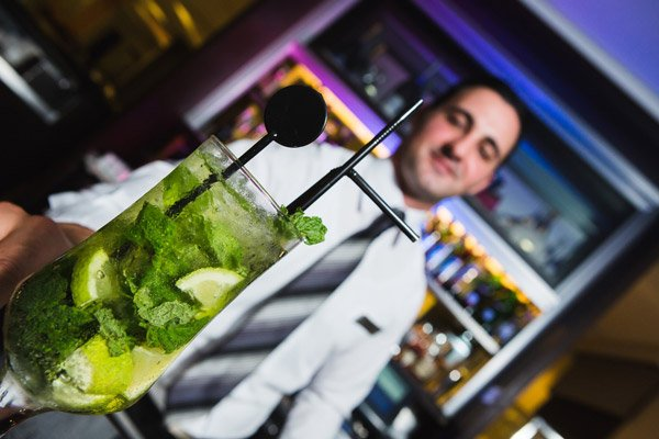 dorstlessende mojito talk of town cafe bar the palace malta
