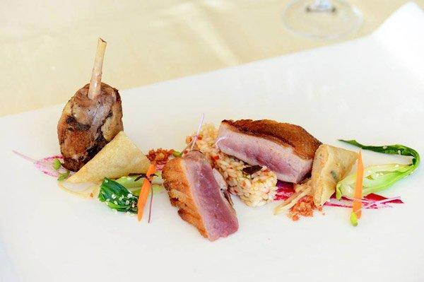 essence restaurant heerlijk gerecht radisson blu malta golden sands