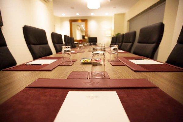executive vergaderzaal corinthia palace hotel malta