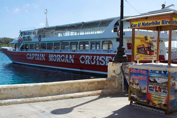 ferry sliema valletta dagexcursies vanuit sliema malta