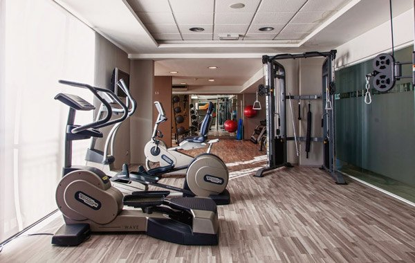 fitness centrum the palace hotel malta