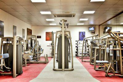 fitnesszaal athenaeum spa corinthia palace malta