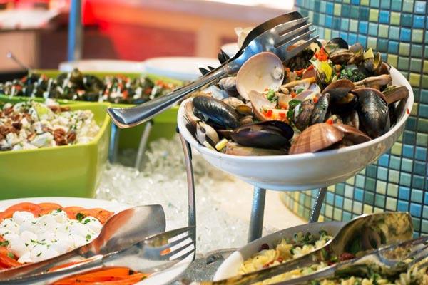flavours restaurant buffet radisson blu malta golden sands