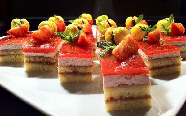 flavours restaurant dessert radisson blu malta golden sands