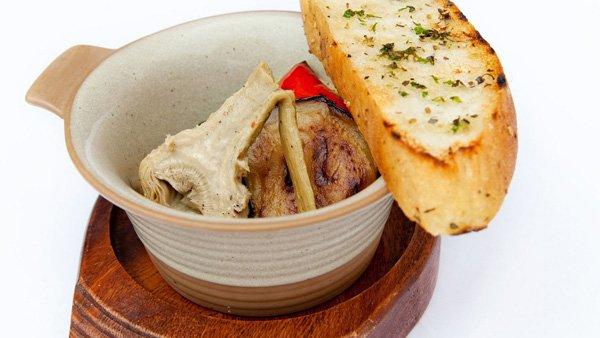 gegrilde groenten orvm lounge westin dragonara malta
