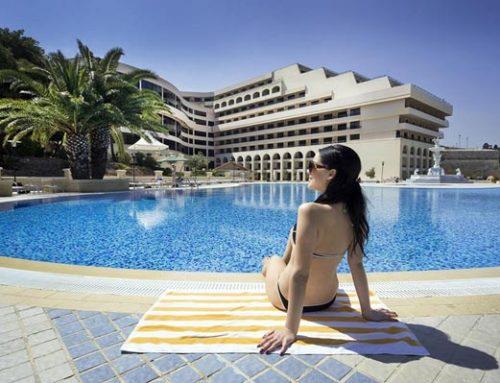 Grand Hotel Excelsior Malta Bespreking
