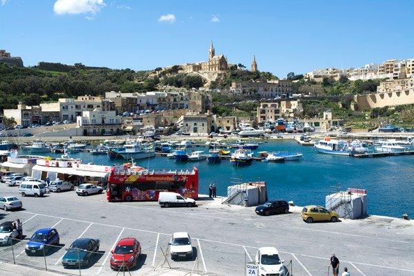 haven mgarr gozo bezienswaardigheden malta