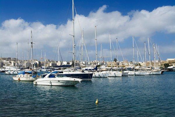 haven nabij manoel island sliema malta
