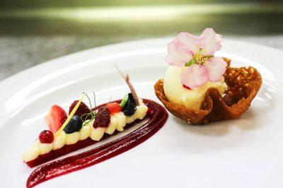 heerlijk dessert villa corinthia restaurant corinthia palace hotel spa malta