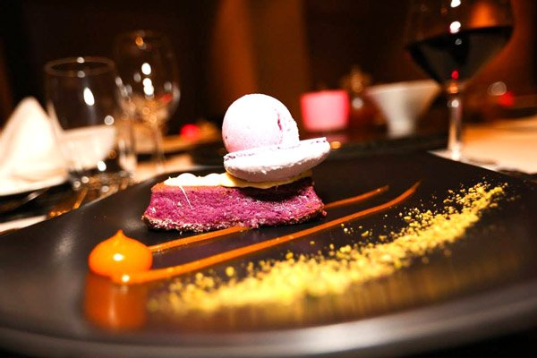 hemels dessert rickshaw restaurant corinthia palace hotel and spa malta