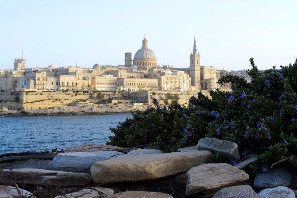 horizon valletta hoofstad van malta