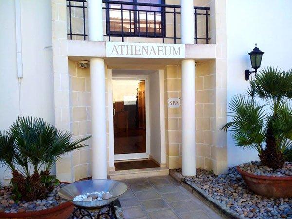 inkom athenaeum spa corinthia palace hotel spa malta