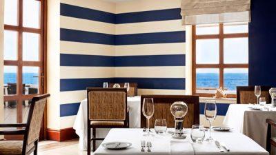 interieur quadro restaurant westin dragonara malta
