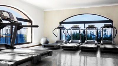 interieur westin workout fitness studio westin dragonara malta