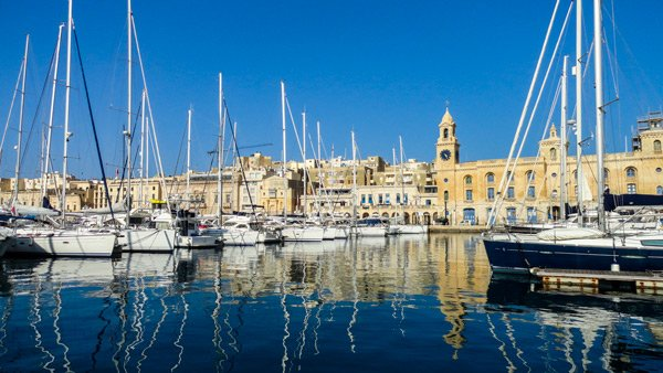 jachthaven vittoriosa dockyard creek the three cities