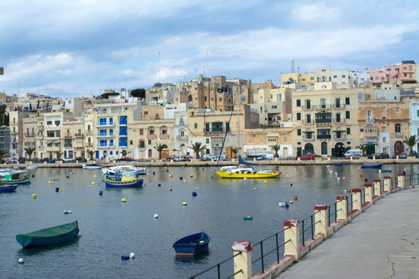 kalkara nabij the three cities malta