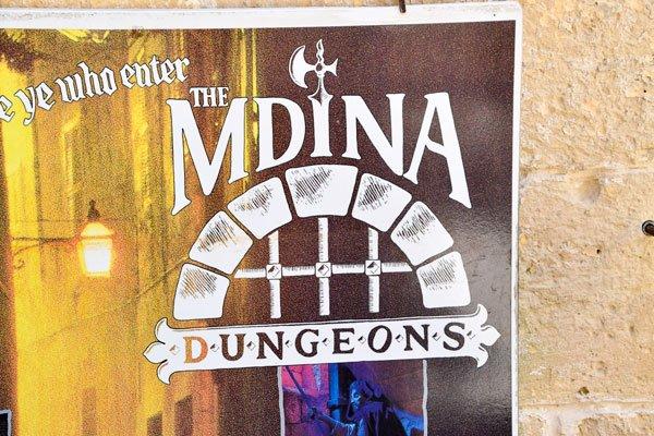 kerkers van mdina foltertuigen en geschiedenis malta