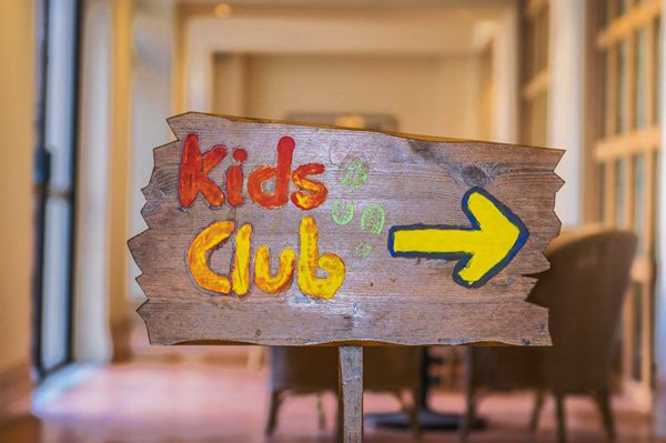 kids club westin dragonara malta