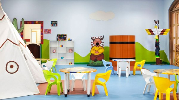 kids club interieur westin dragonara malta