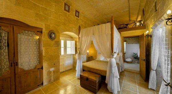 malta vakantiehuis gozo break farmhouse slaapkamer gozo
