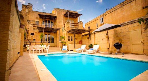 malta vakantiehuis gozo break farmhouses